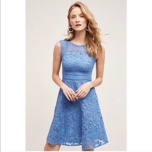 Anthropologie Moulinette Soeurs Lillifloral Dress